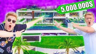 ПРЯТКИ НА ВИЛЛЕ ЗА 5.000.000 $$$ В США