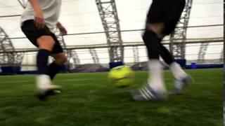 уроки футболного финта
