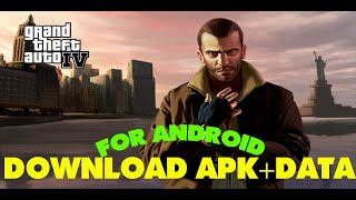 HOW TO DOWNLOAD GTA III MOD GTA 4 (APK+DATA) FOR ANDROID 2016