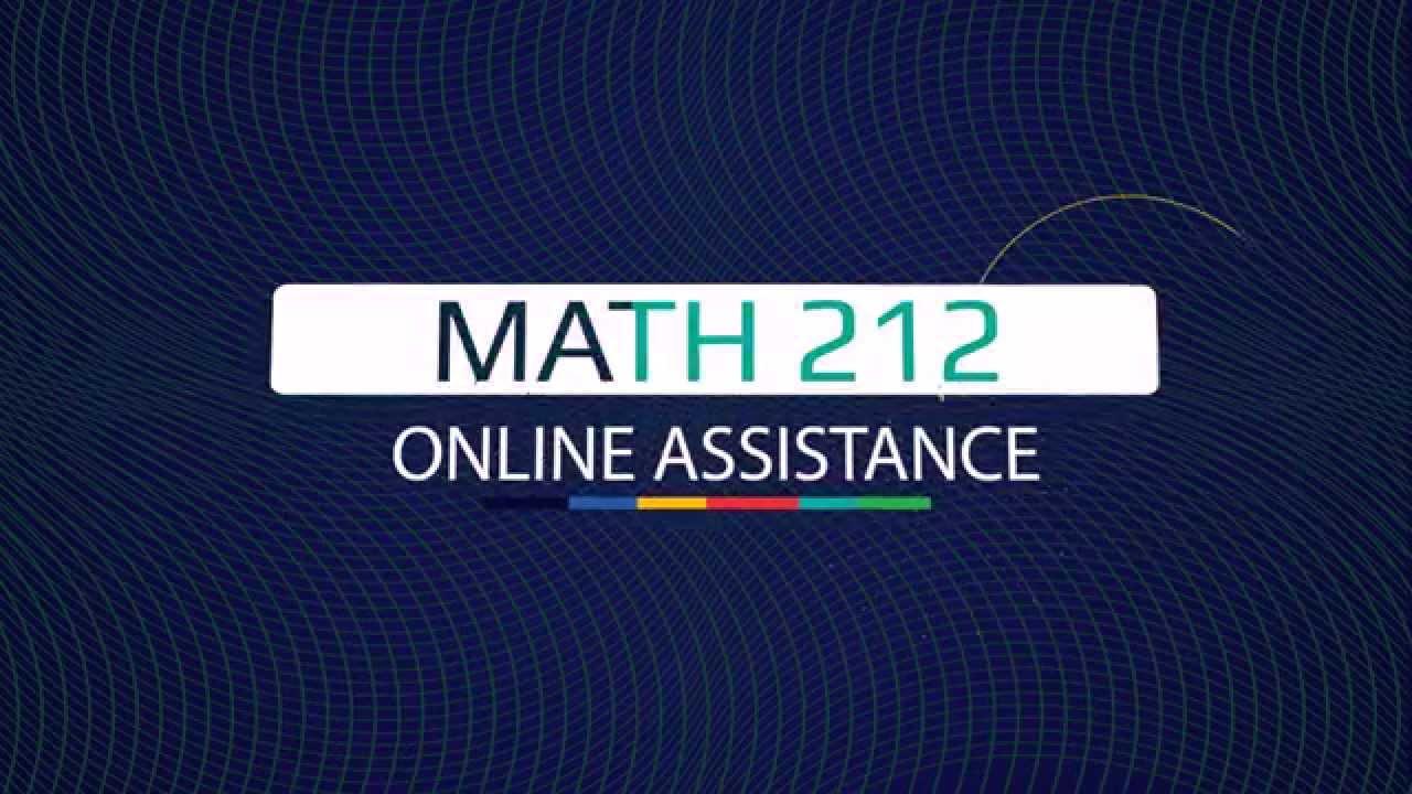 math online class help math solution math 212 online class help math 212 solution