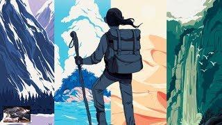 1-Настольная игра Остаться в Живых: Неизведанные Земли (Discover: Lands Unknown). Расклад игры