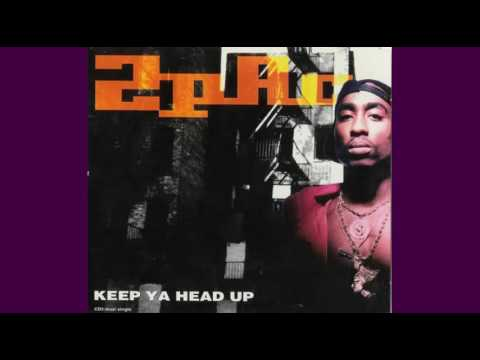 Tupac - Keep Ya Head Up ft. Tupac Quotes w/ Scriptures