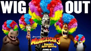 Afro Circus (Full Song) - Madagascar 3