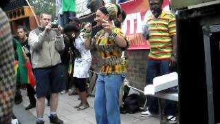 Sista Patyma Rone with Channel One Sound System @ Notting Hill Carnival 2011