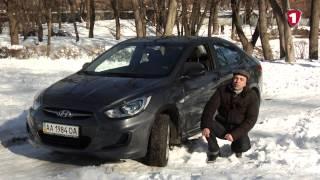 Обзор б у автомобиля Hyundai Accent с 2011 г.в.
