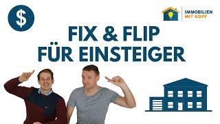 Fix & Flip für Einsteiger
