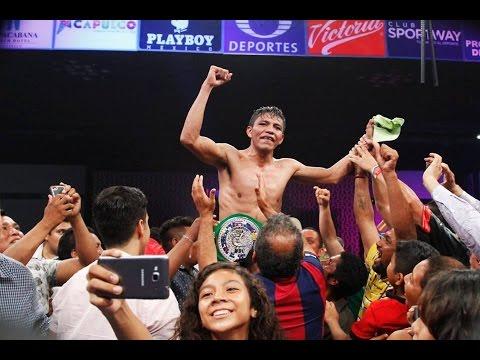 "Marcos Villasana Jr. vs Nery ""Pantera"" Saguilán"