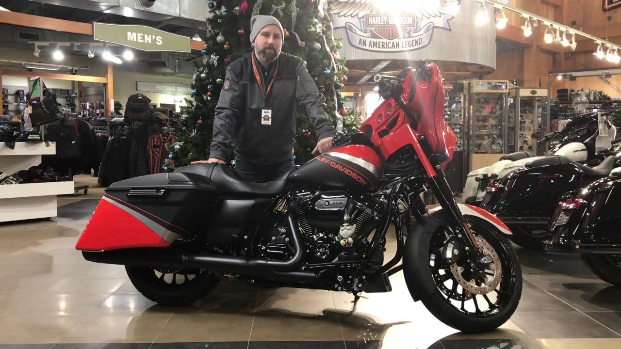 2019 Harley-Davidson FLHXS Street Glide Special - YouTube