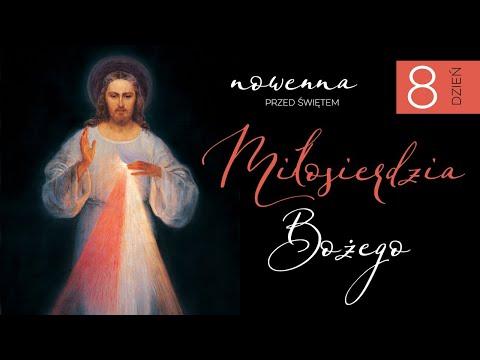Nowenna przed świętem Miłosierdzia Bożego - 8. (Ostróda)