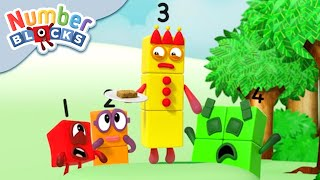 Numberblocks - Block Thieves! | Learn to Count