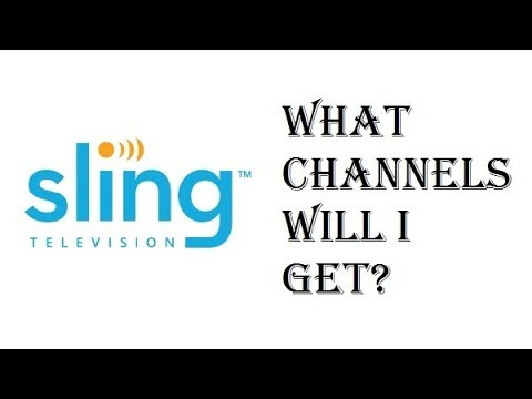 Sling TV - What Channels Will I Get? - Sling Orange, Sling Blue, + Add-Ons - Review