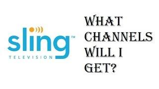 Video Sling TV - What Channels Will I Get? - Sling Orange, Sling Blue, + Add-Ons - Review download MP3, 3GP, MP4, WEBM, AVI, FLV September 2018