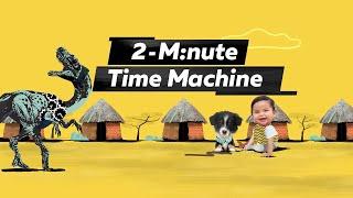 2-Minute Time Machine - Bread