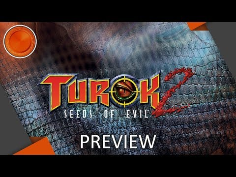 Preview - Turok 2: Seeds of Evil - Xbox One