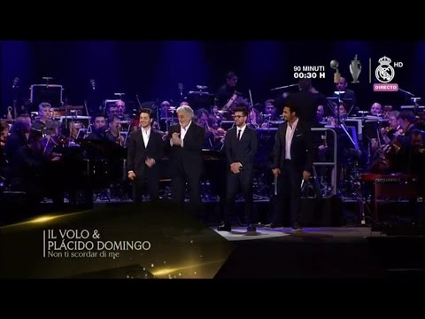 Il Volo & Placido Domingo #PlacidoenelAlma