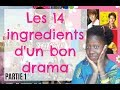 ➞ K-DRAMA   Les 14 ingredients d'un bon drama (PARTIE 1)