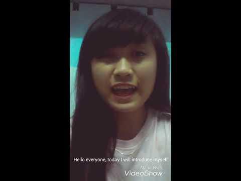 Introduce myself - Nguyễn Thái Ngọc