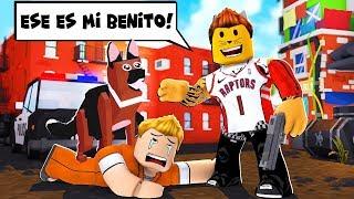 Training Benito! - Roblox