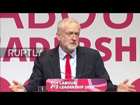 LIVE: New Labour Party leader announced in Liverpool