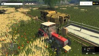 Farming Simulator 15. Обзор очередной польской карты.
