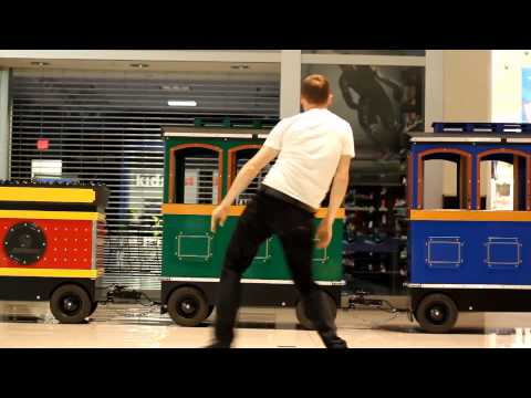 Cosmic Dance Crew - Polo Express | Quad City Dj's - C'Mon 'N Ride It (The Train)