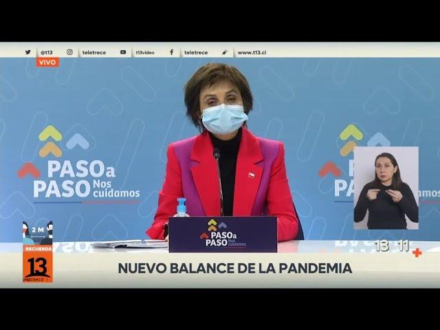 Coronavirus en Chile: reporte 24 de junio