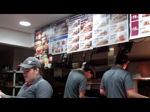 Trip To & From Burger King - Acapulco