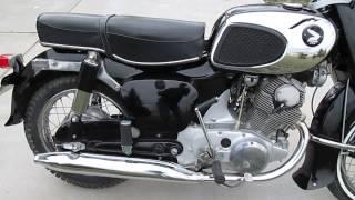 Honda Dream CA77