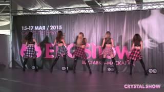 High heels choreo/ Tinashe - 2on/ Fifth Harmony - Boss / Estelle - Make her say