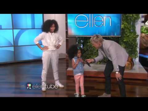 "Tianne και Heaven χορεύουν στο ""The Ellen Show"""