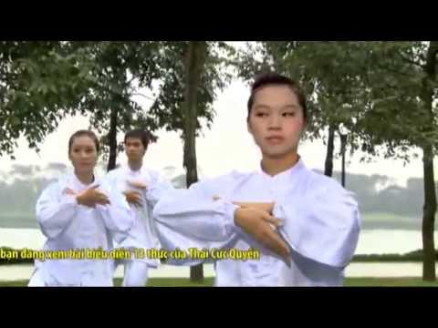 Thai cuc quyen so 1. Phan 05. Bài biểu diễn 13 thức