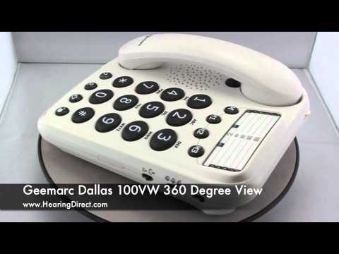 Geemarc Dallas 100VW 360 Degree View