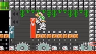 The Ghost Rider by aaronrift ~ SUPER MARIO MAKER ~ NO COMMENTARY thumbnail