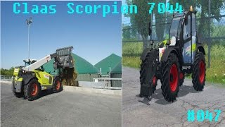"[""Let's"", ""Play"", ""Modv"", ""Modvorstellung"", ""Landwirtschafts Simulator 17"", ""Farming Simulator 17"", ""Claas Scorpion""]"