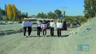 Los Rancheros de Rio Maule - De paisano a paisano - Tekyla Records -  Video Clip Oficial