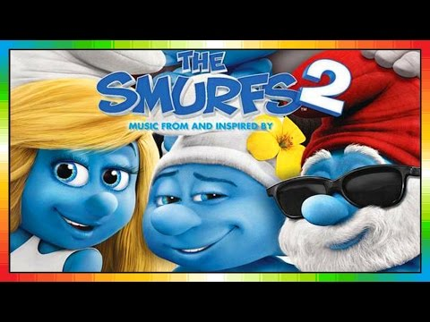 The Smurfs 2 - ENGLISH - The Movie Story - Kids Movie Full - Schlümpfe - Puffi (Videogame Movie)
