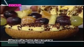 Panino Cioccolato e Frutta