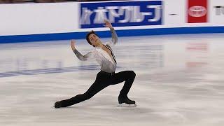 Роман Савосин. Произвольная программа. Мужчины. Skate America. Гран-при по фигурному катанию 2019/20