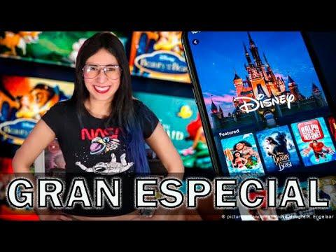 ???? DISNEY PLUS LATINOAMÉRICA bienvenida GRAN ESPECIAL ✨ Maritza Ariza