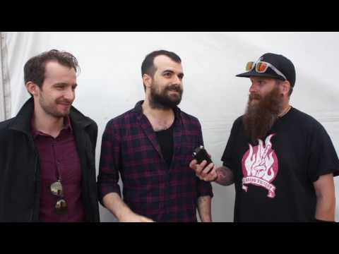 Arcane Roots Interview Reading Festival 2016