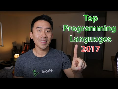Top Programming Languages To Learn For