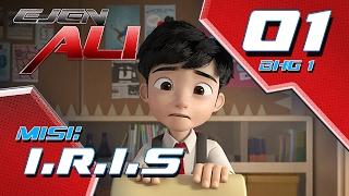 Ejen Ali (Episod 1 Bhg 1) - Misi : Iris
