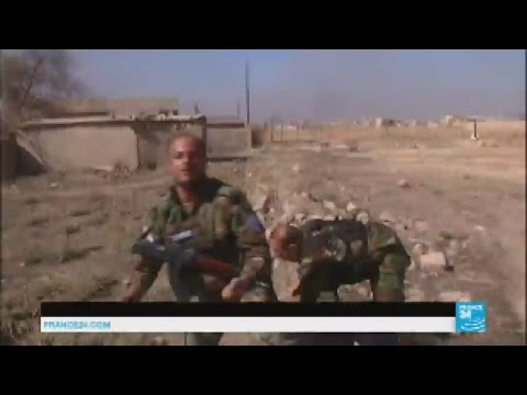 Iraq: government troops liberate Christian town of Bartella from IS group