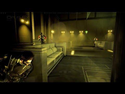 Deus Ex: Human Revolution - Stealth Trailer (PC, PS3, Xbox 360)