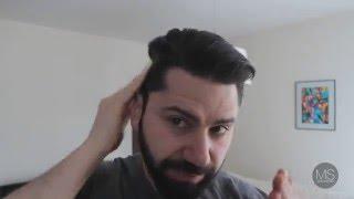 Прическа с по-дълга коса