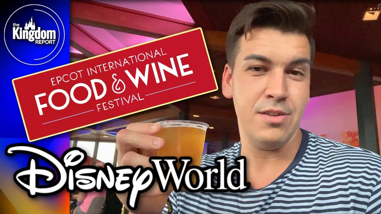 Exploring Disney World's 2021 International Food & Wine Festival