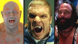 Every WWE Wrestler Appearance in Marvel Movies