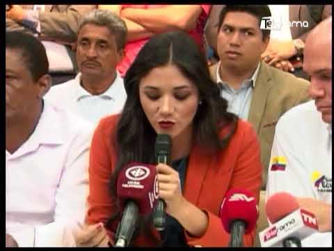 Centro Democrático y Frente por Guayas apoya a Cevallos para prefecto