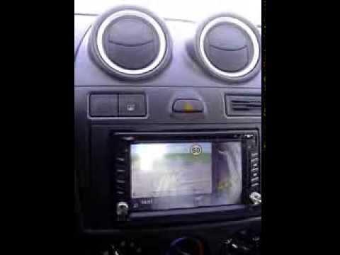 2 Din Ford Fiesta Youtube