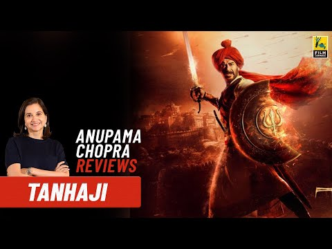 Tanhaji: The Unsung Warrior | Bollywood Movie Review by Anupama Chopra | Ajay Devgn | Kajol